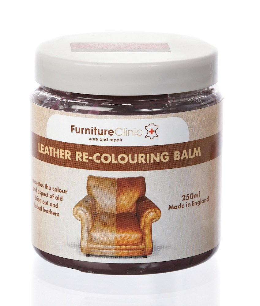 Leather Re-Coloring Balm - 8.5 Fl. Oz. (250Ml) (Bordeaux) Bordeaux 6