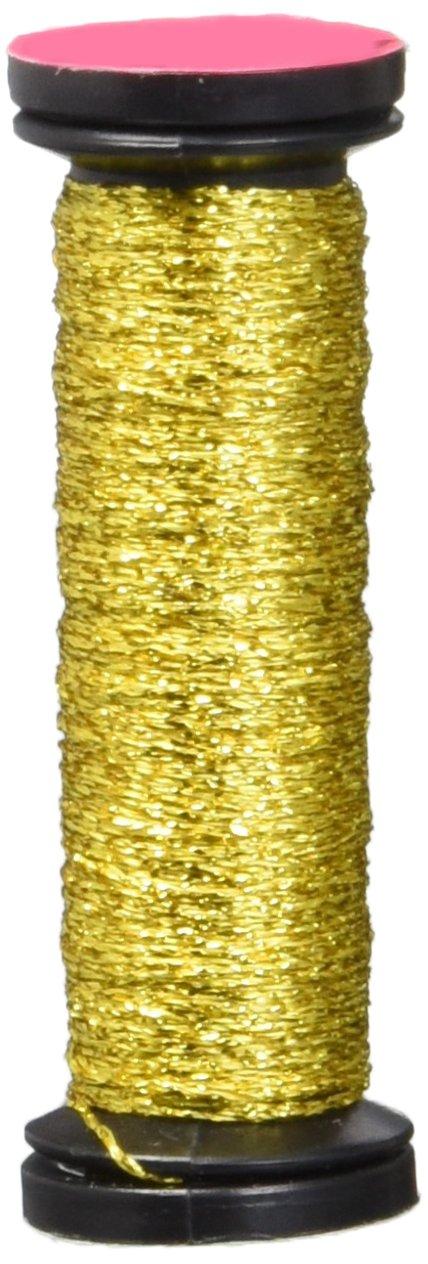 Kreinik Very Fine Metallic Braid #4 12yd-Chromo Gold