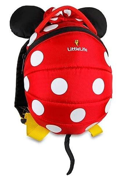 littlelife disney toddler daysack minnie  : Little Life Disney Daysack - Minnie Backpack : Sports ...