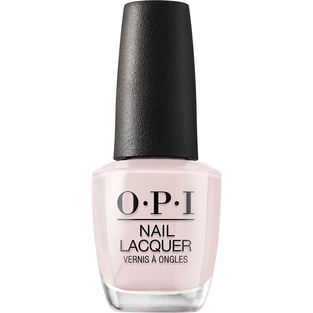 OPI Nail Polish, Nail Lacquer, Lisbon Wants Moor, Pink Nail Polish, 0.5 Fl Oz: Premium Beauty