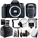 Canon EOS 77D 24.2MP Digital SLR Camera with 18-55mm EF-S IS STM Lens and Accessories