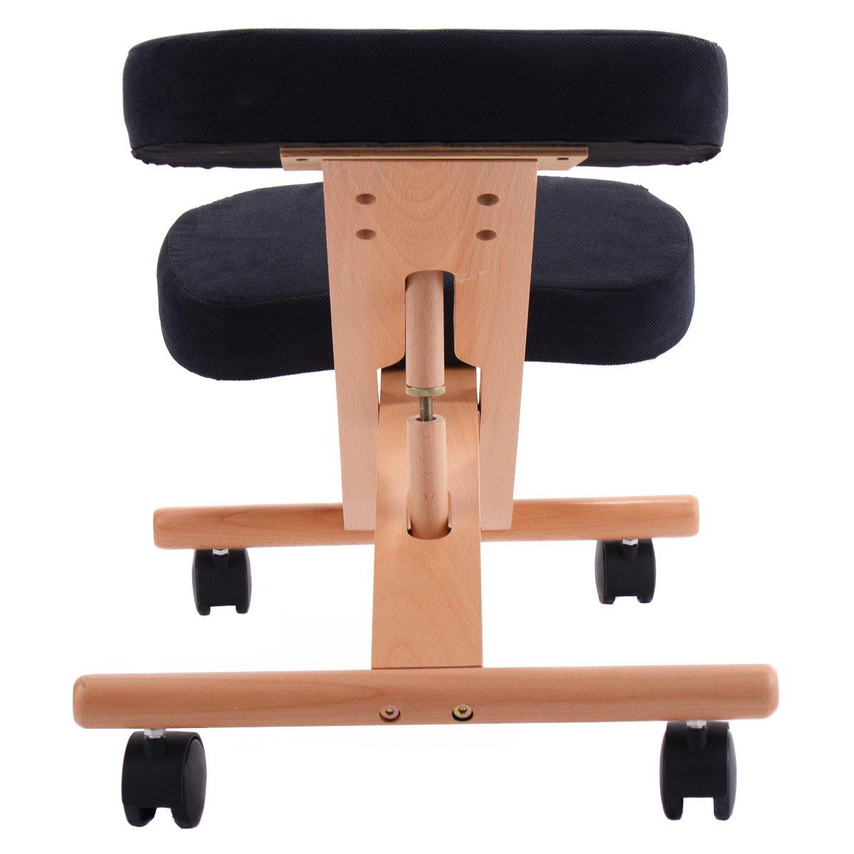 Dsk Teknik Kneeling Lime Green Office Chair