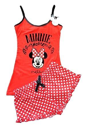 Disney Damen Minnie Mouse Schlafanzughose