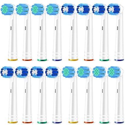 Recambios Cepillo Oral B Cabezales cepillo elétrico diente profesional Cabezales de Cepillo Oral B Compatible y