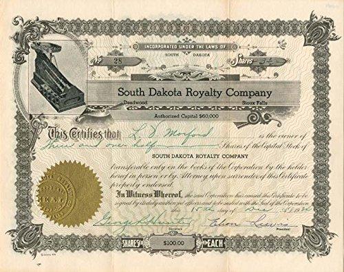 South Dakota Royalty Company