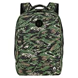 Nixon Beacons Backpack 2, Tiger Camo, One Size