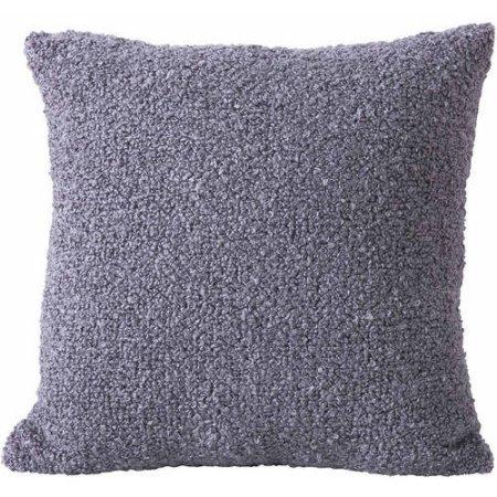 Amazon Com Spot Clean 18 X 18 Boucle Decorative Pillow