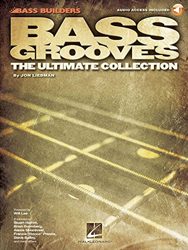 Download Bass Grooves: The Ultimate Collection (Bass Builders) pdf