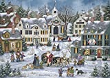 Ravensburger Santa in the Village - 1000 Piece Puzzle