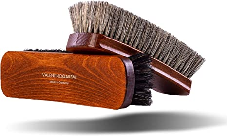 Shoe Shine Polish Brushes 100/% Horse Hair Set Of Five Paint Brush Shoe Brush Cobbler Brush Steampunk krapinternational