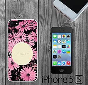 Colorized Classic Red Flowers Custom made Case/Cover/skin FOR iPhone 5/5s