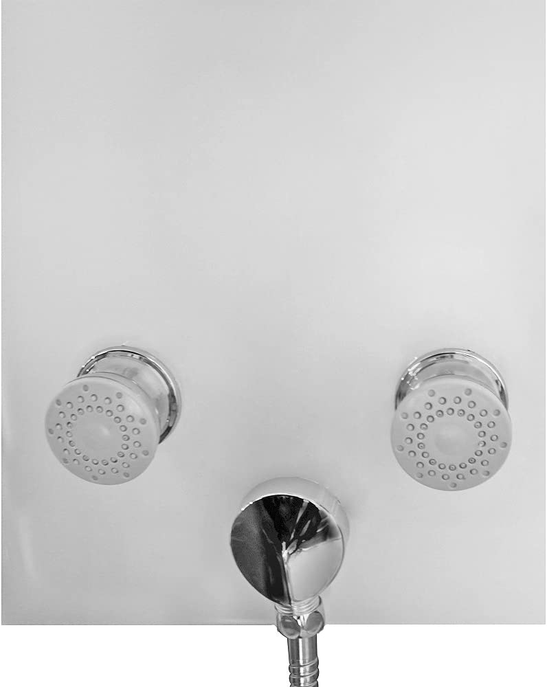 grafner® Diseño Lujo Acero Inoxidable ducha panel columna de ducha ...