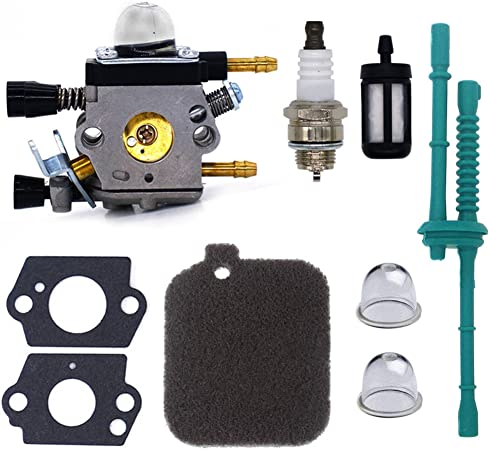 Hot Carburetor For Stihl BG45 BG46 BG55 BG65 BG85 SH55 Zama Carb Leaf Blower ~