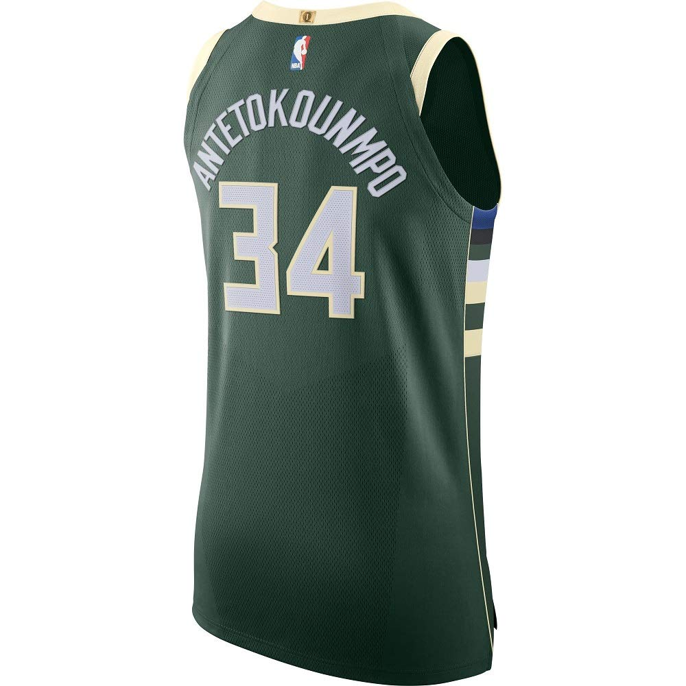 Dri-fit Vest Top for Exercise and Casual Wear YUNAN Men/'s Basketball Jersey Milwaukee Bucks #34 Giannis Antetokounmpo New Season Swingman Uniform