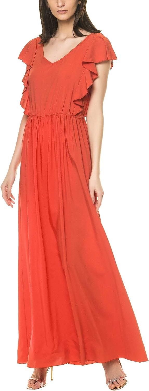 LA DOLLS Womens Maxi Dress