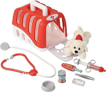 Doen alsof dokterssets Verzorging van dierenverzorging