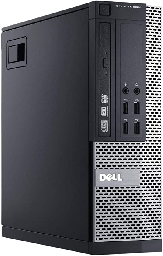 Dell Optiplex 9020 Desktop Computer - Intel Core I7 (4Th Gen) I7-4790 3.60 Ghz (Quad Core) - 8GB RAM - 500GB HDD - DVD - Windows 10 Professional - (Renewed) | Amazon