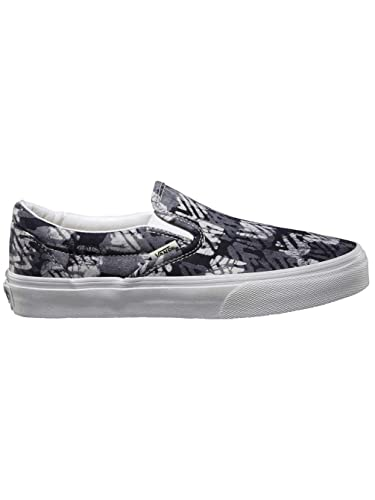 Vans Classic Slip On Damen Sneaker Grau Uw10Y9NbBC
