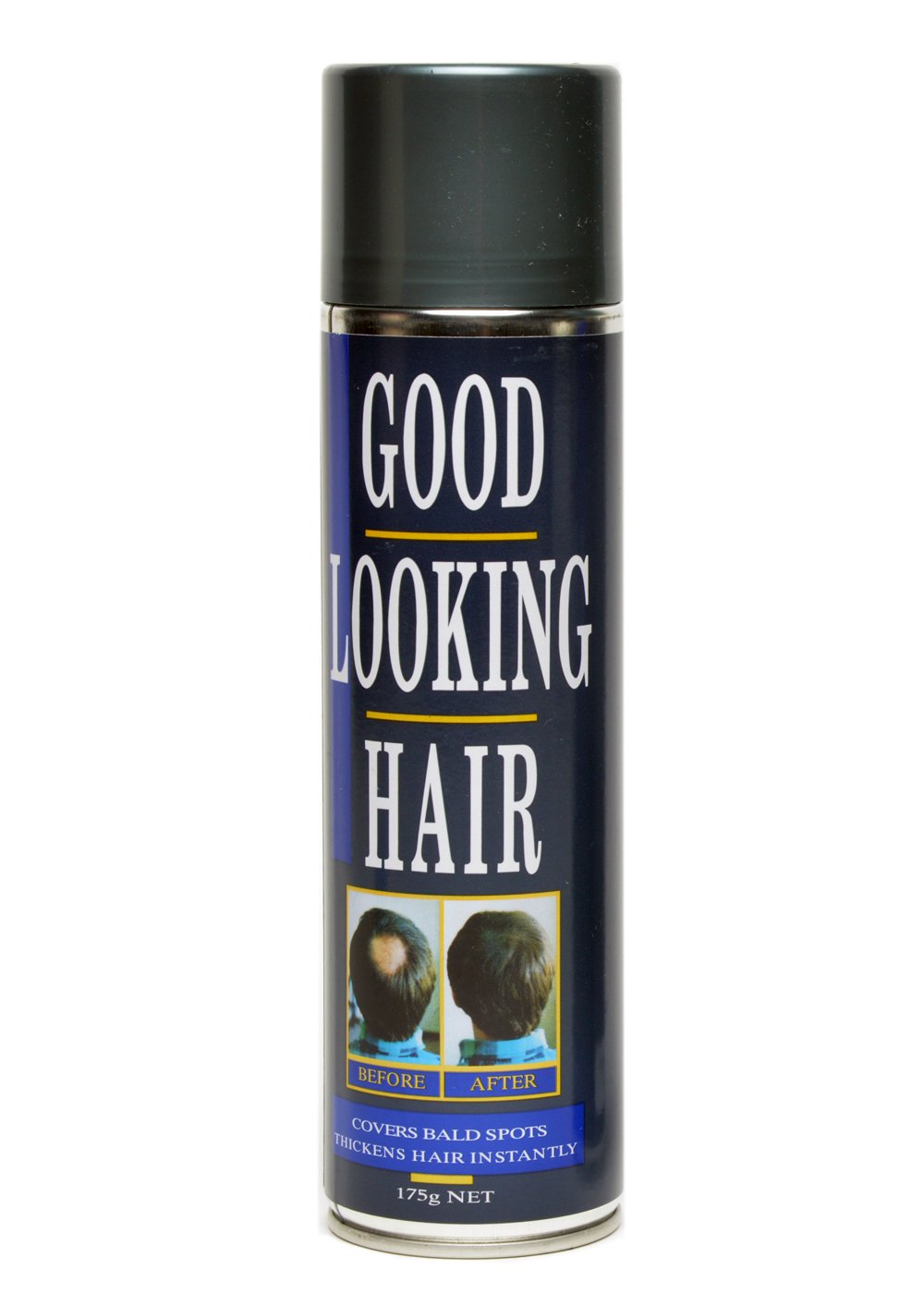 Amazon Good Looking Hair Color Spray Black By Glh Hair