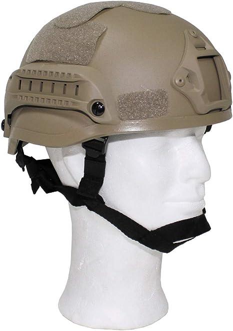 F Fityle 2 St/ücke Helm Halteband Passend f/ür Mich M88 ACH SDS PASGT-Helm und andere kompatible Modelle