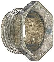 Hubbell-Raco 1663-20 Nipple, Uninsulated, 3/4-Inch Trade Size, Threaded, Zinc