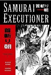 Samurai Executioner, Vol. 1: When the Demon Knife Weeps