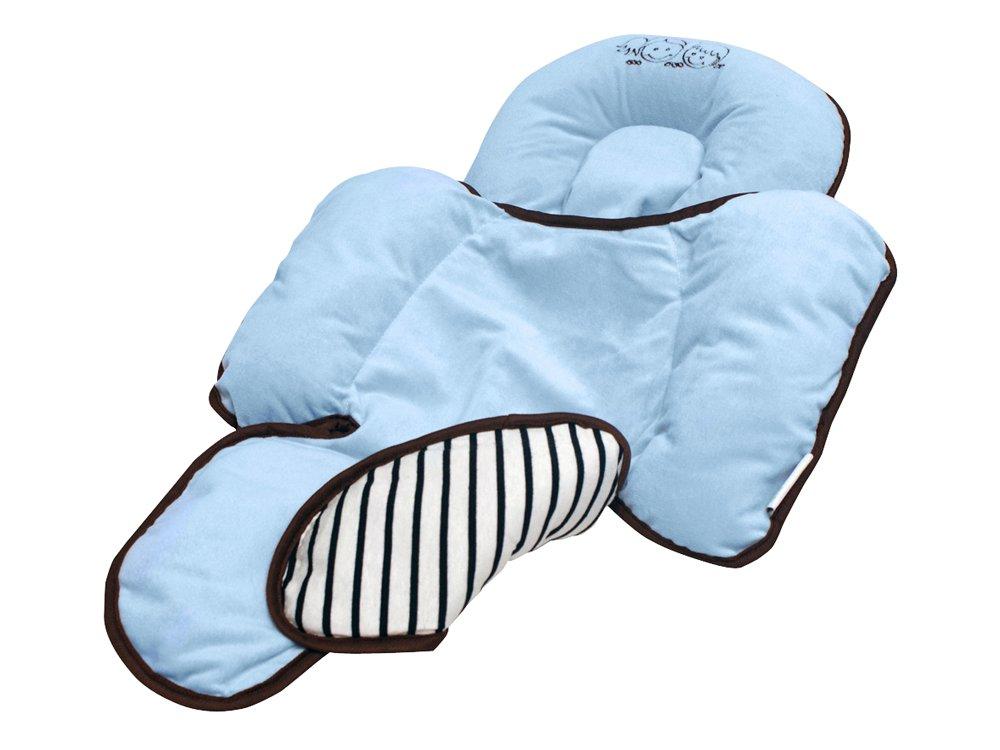 Coussin de maintien pour bébé Bleu Happy Kids 28605