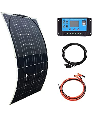 50Watt Panneau solaire Photovoltaïque PV solaire 30Watt 100W 130 Watt