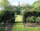 5' Gothic Garden Arch