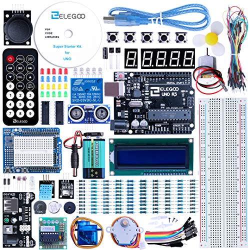 (ELEGOO UNO Project Super Starter Kit with Tutorial for)