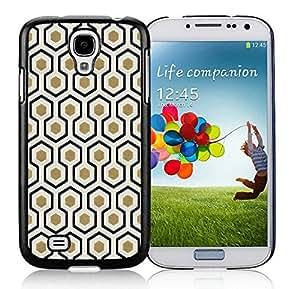 BINGO new arrived Honeycomb Samsung Galaxy S4 i9500 Case Black Cover 1