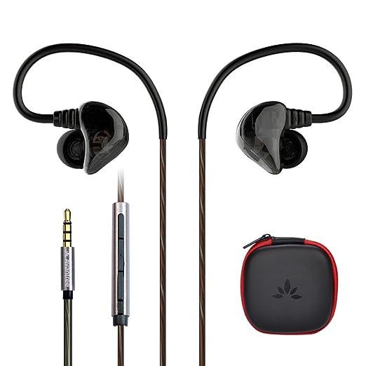 44 opinioni per Avantree Auricolari In Ear Monitor in alta definizione con DOPPIO DRIVER, Bassi