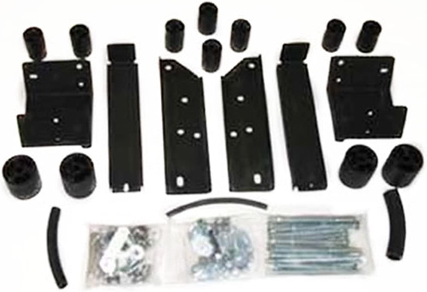 PA5583 3 Body Lift Kit fits 2001 to 2002 6 Lugs Made in America Toyota Tacoma 4WD Std//Ext//Crew Cab Including 2WD TRD//Prerunner Performance Accessories