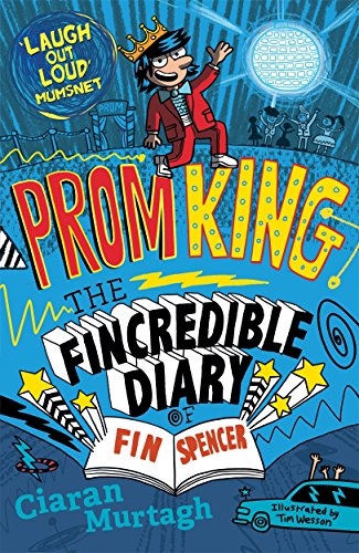 Prom Majesty (The Fincredible Diary of Fin Spencer)