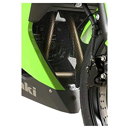 Rejilla de protección colector Ninja 300 RG Racing: Amazon ...
