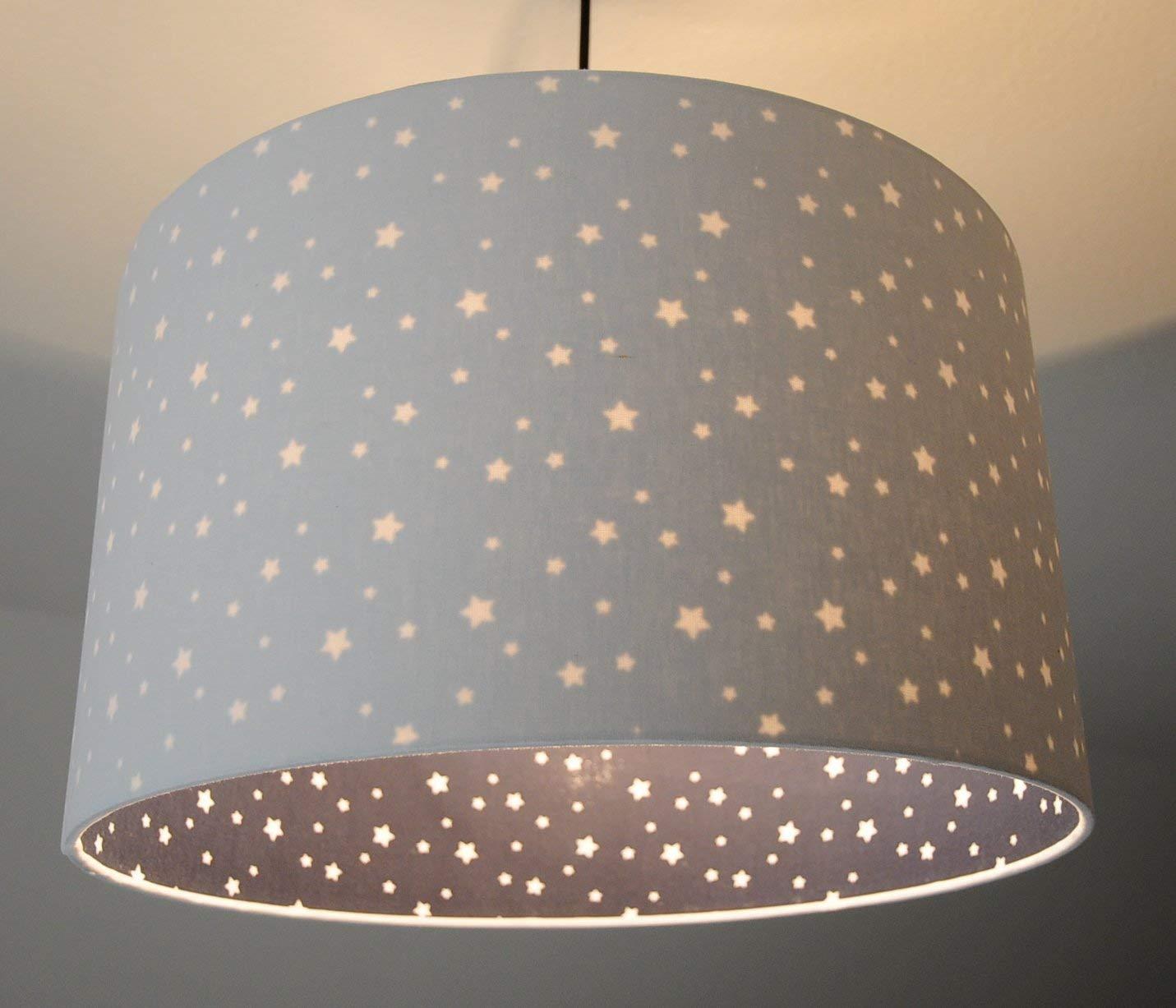 LampenschirmSterne im Himmel D 20cm. Farbe und Größe auf Anfrage