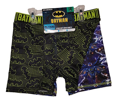 DC Comics Batman 2 Pack Boxer Briefs Photo