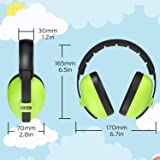 Baby Hearing Protection Earmuffs, Dr.meter Noise