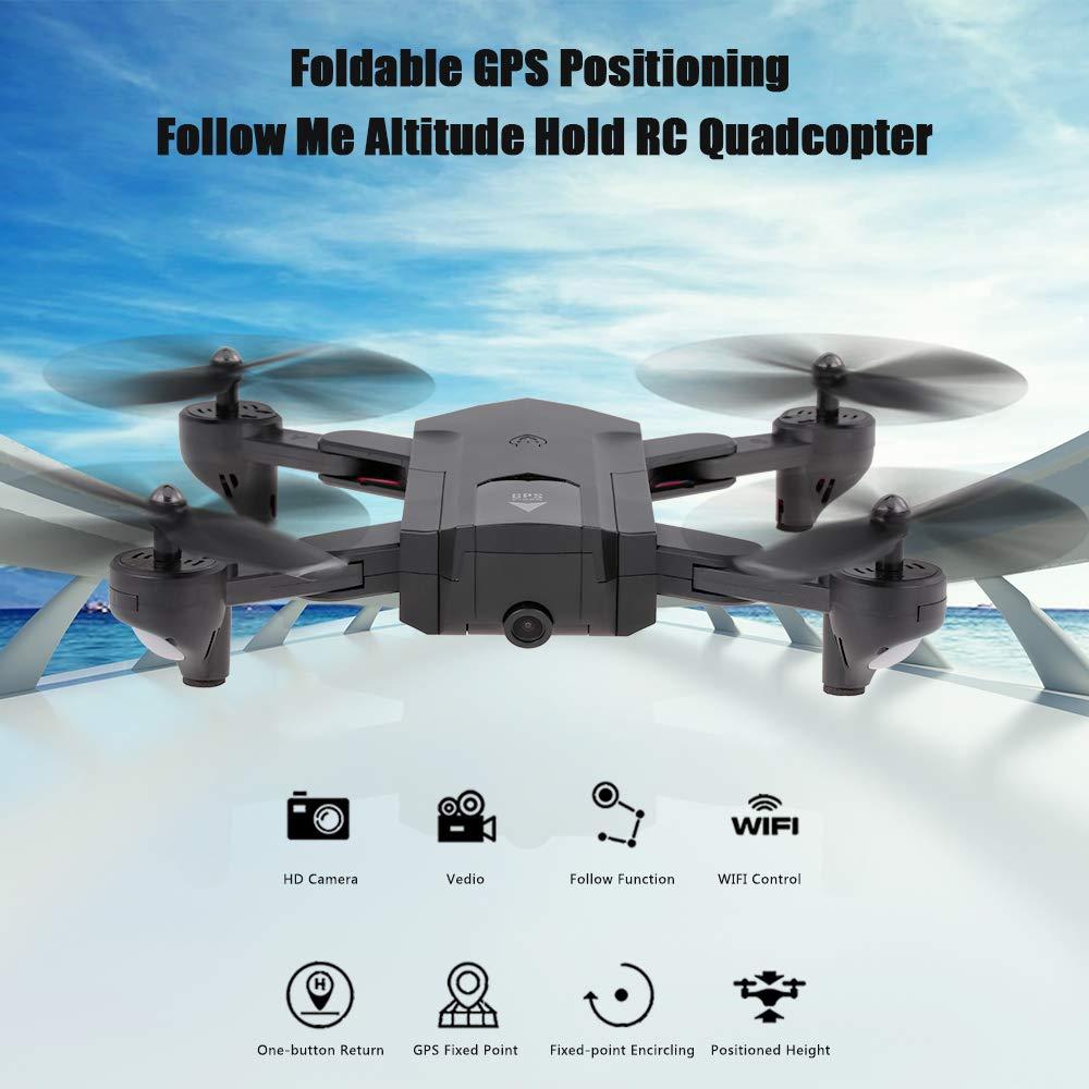 Goolsky SG900-S 1080P HD Camera WiFi FPV GPS Posicionamiento ...