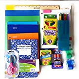 School Supplies Schools Supply Set Convenient All In One Classroom Kit For Elementary Grades 4th 5th 6th 7th and 8th