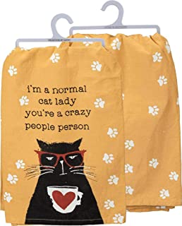 029d3df725f3f Amazon.com: Pavilion- I Love Cats Siamese Tea Towel: Home & Kitchen