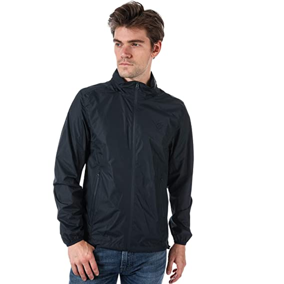 b5cea7adf88e Henri Lloyd Mens Elve Light Shell Jacket in Navy  Henri Lloyd   Amazon.co.uk  Clothing