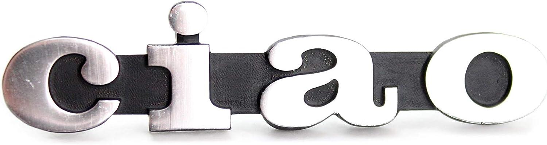 Emblem Schriftzug Ciao Für Piaggio Auto