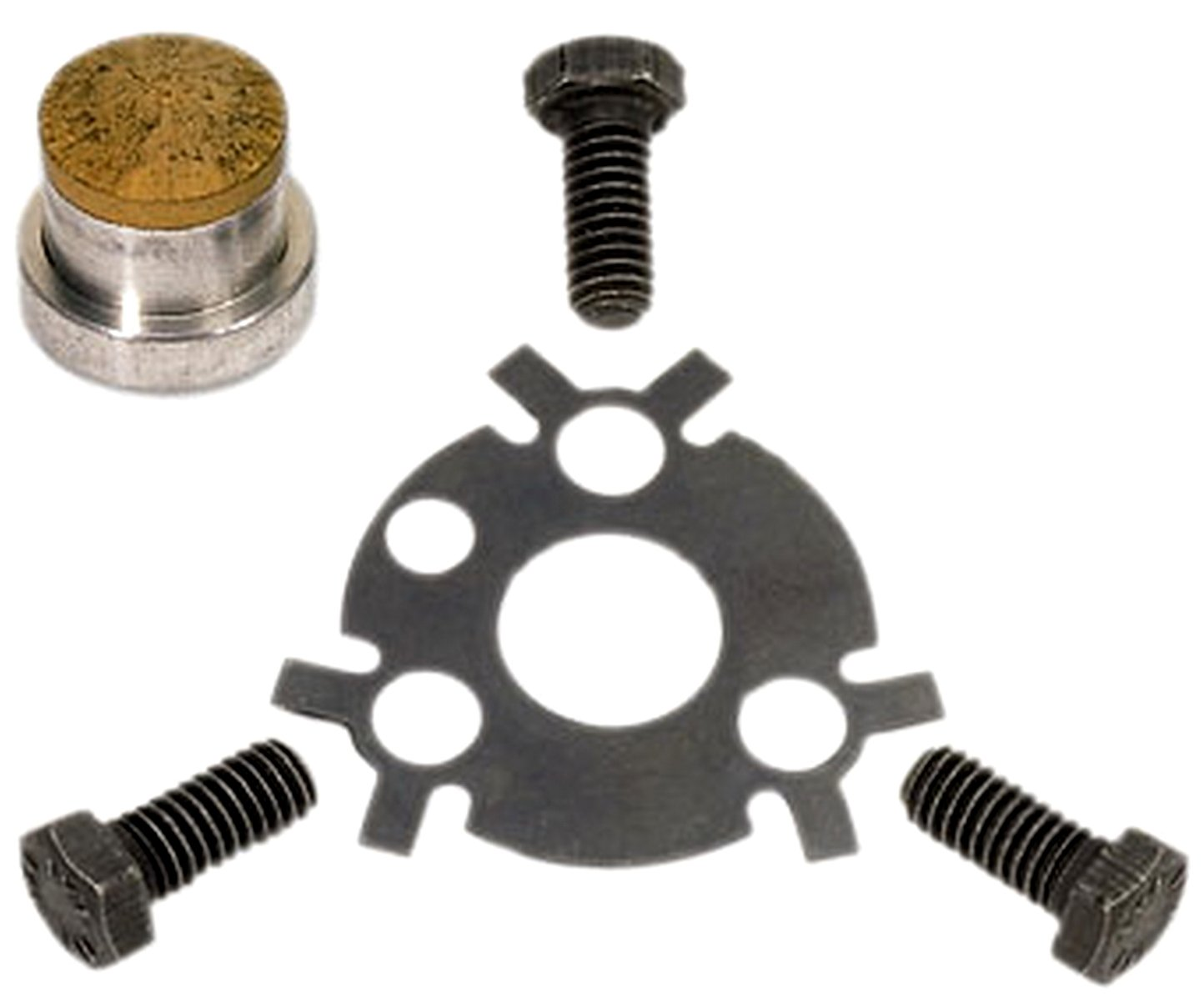 Moroso 60460 Early Cover Cam Button Kit for Small Block Chevy