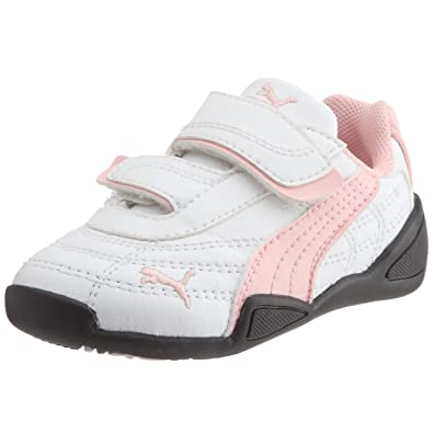 Puma INF Tune C B V, Baskets mode fille Blanc rose, 29
