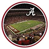 NCAA Alabama Crimson Tide Stadium Puzzle 500-Piece