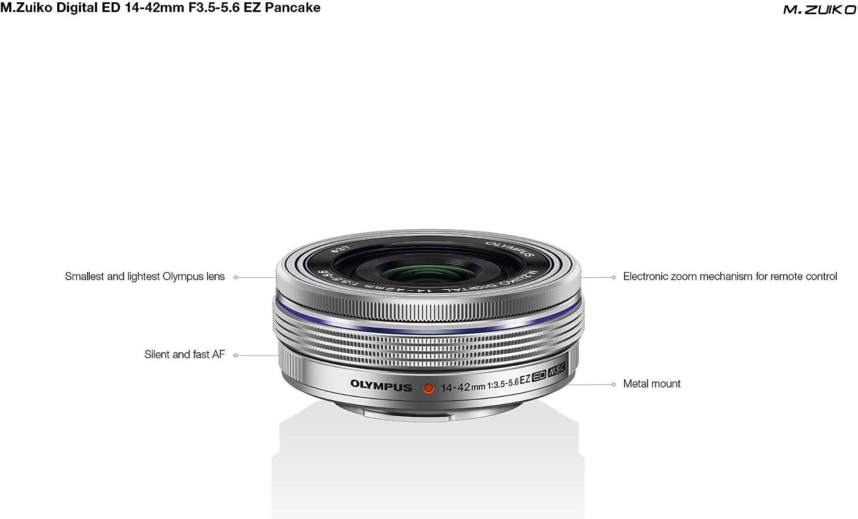 Olympus M Zuiko Digital 14 42mm F3 5 5 6 Ez Objektiv Kamera