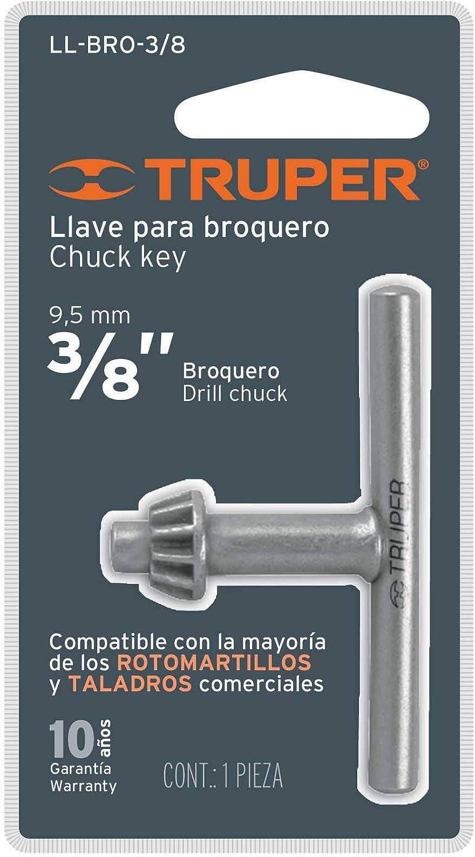 TRUPER LL-BRO-1//2  CHUCK KEY