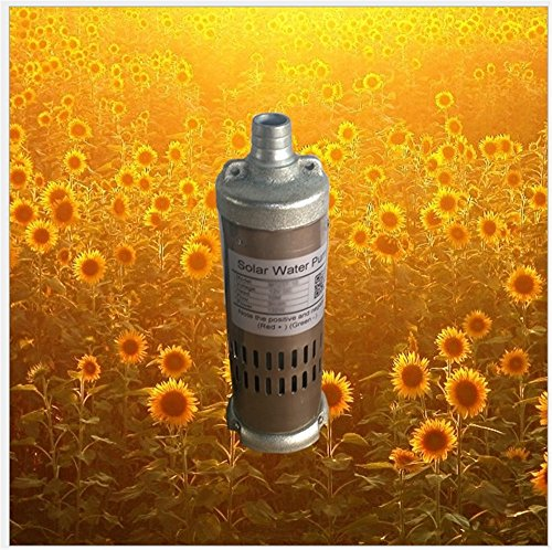HOT DC Brushless PV Water Pump 48v 10m3/hour solar submersible for solar powered pond,fountain,industrial water,agricultural cultivation (M4810T-120)