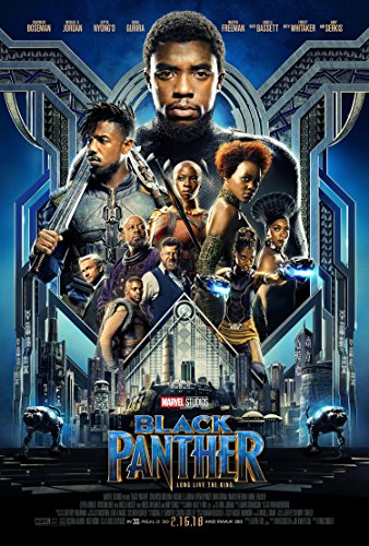 black panther movie limited print